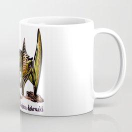Caiuajara Dobruski (Archosaurs Series 1) Coffee Mug