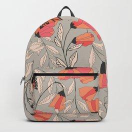 Monarch garden 001 Backpack