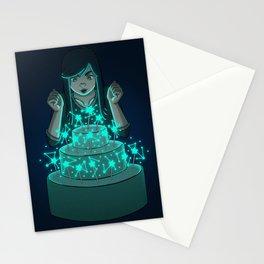 Personas Estrelladas: 11 Pastel Stationery Cards
