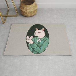Cat Lip Rug