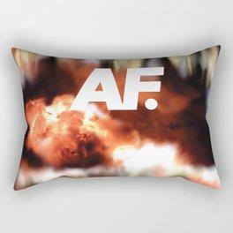 ASFUCK Rectangular Pillow