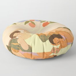 Midday Nap Floor Pillow