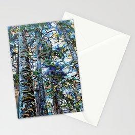 Hemlock Tree Moss Stationery Cards