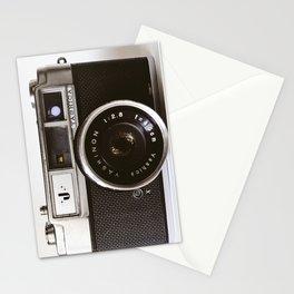 Camera photograph, old camera photography Stationery Cards