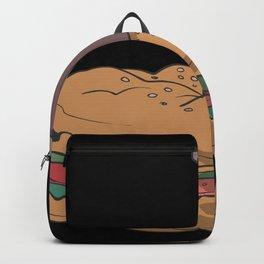 Halloween hellhounds Backpack