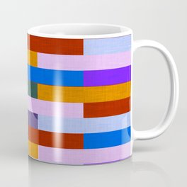 Kilim Fall Colors Purple Orange #homedecor Coffee Mug
