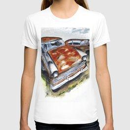 Junk Car No. 10 T-shirt