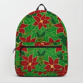 Christmas Batik (Bright) Backpack