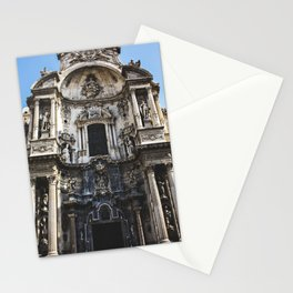 Clay saints Stationery Cards