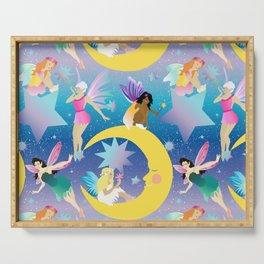 Fairy Dreamland Serving Tray