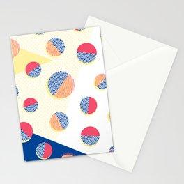 Wagara Superballs Stationery Cards