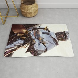 Knight In Shining Armour Rug