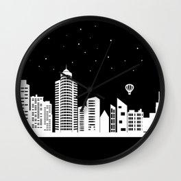 City Stars III Wall Clock
