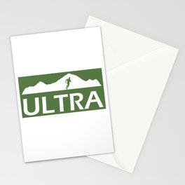 Ultra Running Stationery Cards