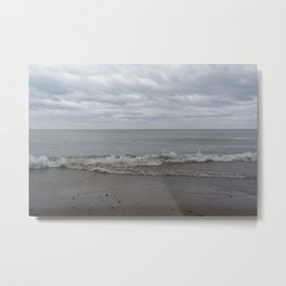 another day, another wave Metal Print