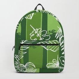 Fresh Leaves Backpack