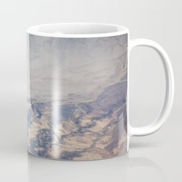 Landscape from the Sky Coffee Mug