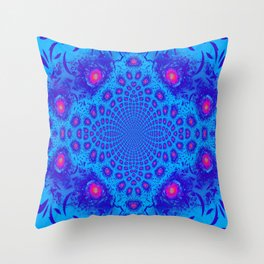 Wickedly.... Throw Pillow