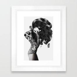 Bear #2 Framed Art Print