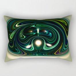 """""""Azteca"""" Rectangular Pillow"""