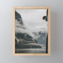 Milford 2 Framed Mini Art Print