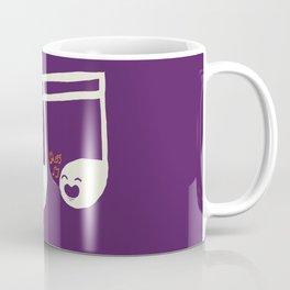 Sounds O.K. (off key) Coffee Mug