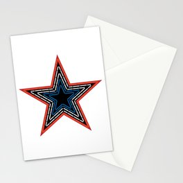 Roanoke Pride Mill Mountain Star Stationery Cards