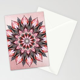 Passion Mandala Stationery Cards