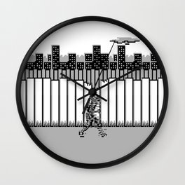 The Wrong Man [01371] Wall Clock