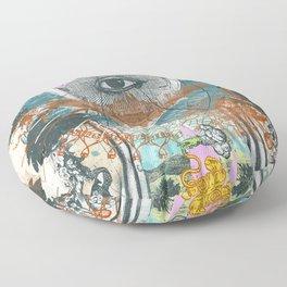 ESOTERIC MYSTICISM Floor Pillow