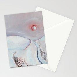Snowscape Stationery Cards