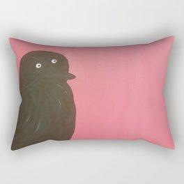 A Crow For Feasts Rectangular Pillow