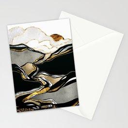 Metallic Vista Stationery Cards