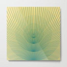 Green Nest 001 Metal Print