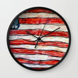 American Social Wall Clock