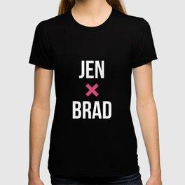 JEN + BRAD T-shirt