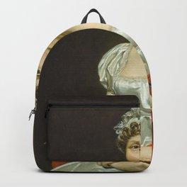 Jacques-Louis David - Madame David Backpack