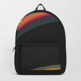 one day – prismatic Backpack