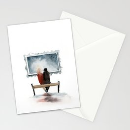 Love Story n.1 - In Museum Stationery Cards