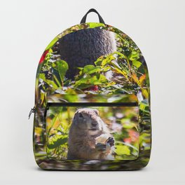 Breakfast on the Grass Backpack