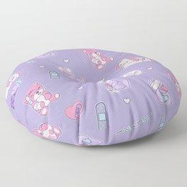 Nurse Ducks - Menhera Design Floor Pillow