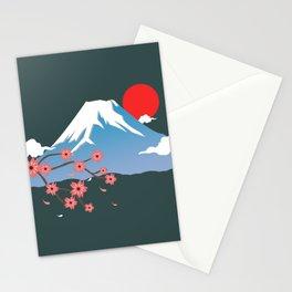 Mount Fuji Stationery Cards