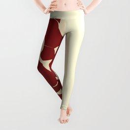 matisse abstract women - red - henri matisse Leggings