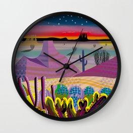 Antes de Amanacer Wall Clock
