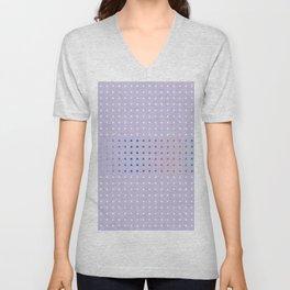 Pattern_B05 Unisex V-Neck