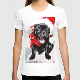 Xmas Frenchie II T-shirt