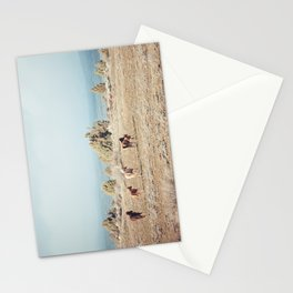 Oregon Wilderness Horses Stationery Cards
