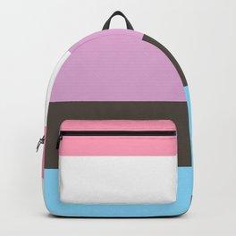 Genderfluid PAstel Backpack