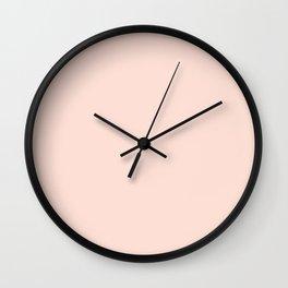 rose water Wall Clock