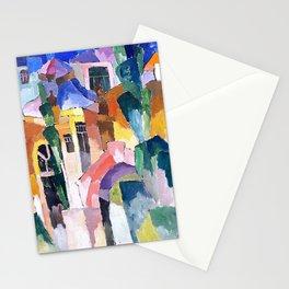 Aristarkh Lentulov - Landscape Stationery Cards